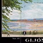 Gijón. Temas Españoles,  número 461, año 1965.