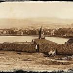 Postales  panorámicas de Gijón