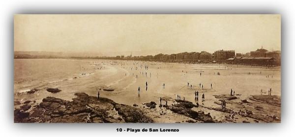 10 Playa de sanLorenzo.marco