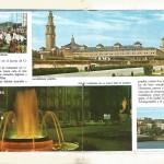 gijón curiosa postal años 70
