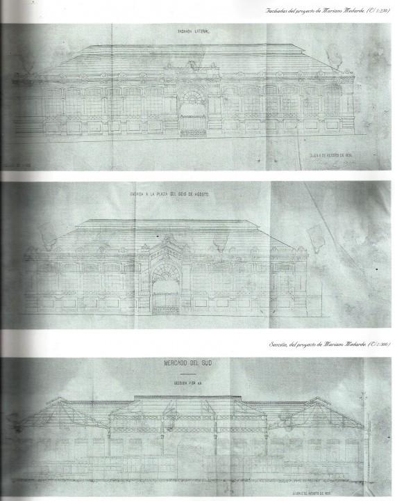 Proyecto Mariano Medarde 1898