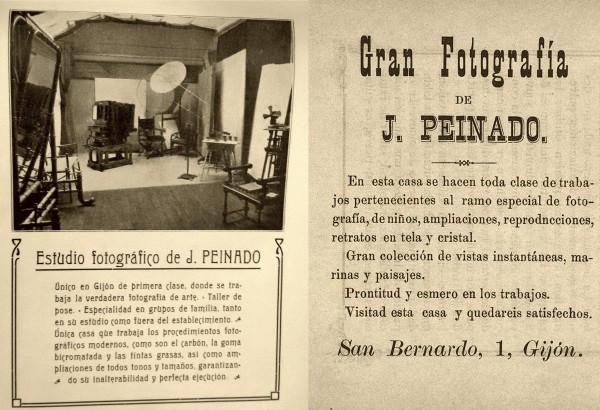 Estudio fotográfico Julio Peinado