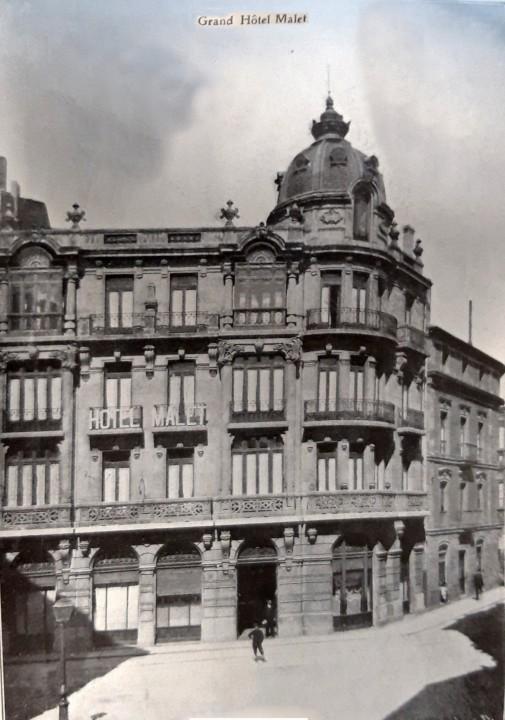 Hotel Malet