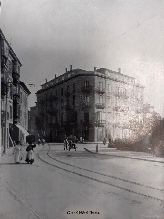 Hotel la Iberia