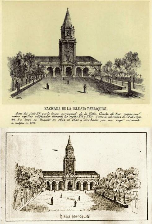 Iglesia de san Pedro las 2