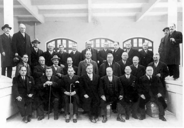 Inauguracion pescaderia 1930