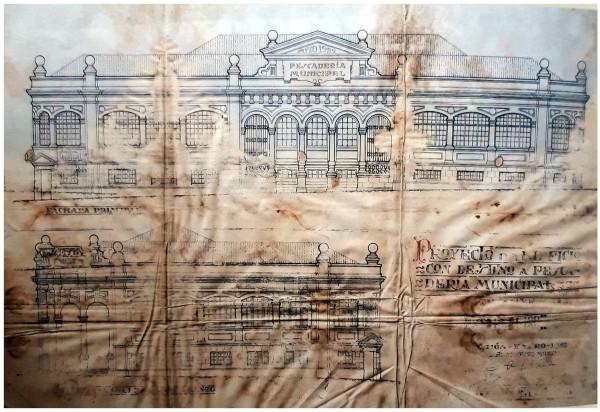Proyecto definitivo 1927