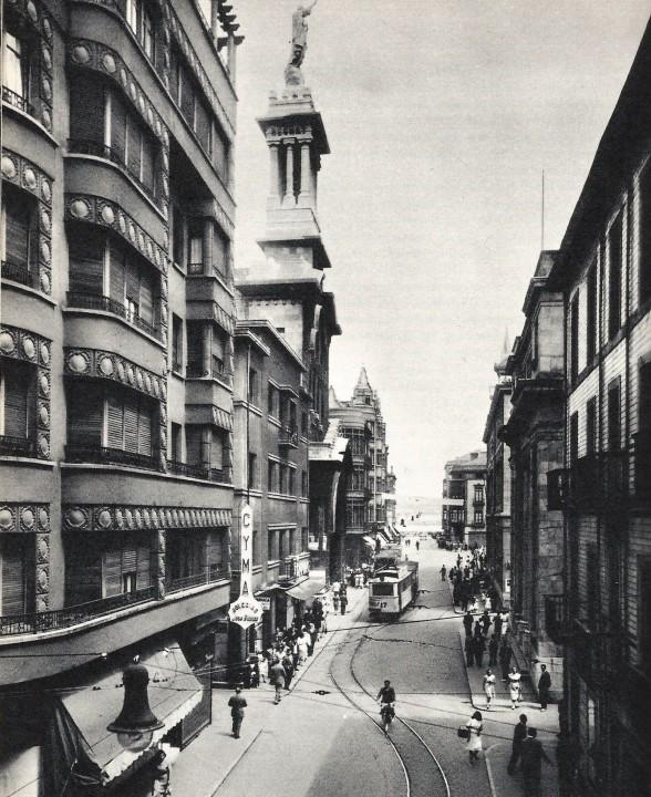 Gijón años 50-1