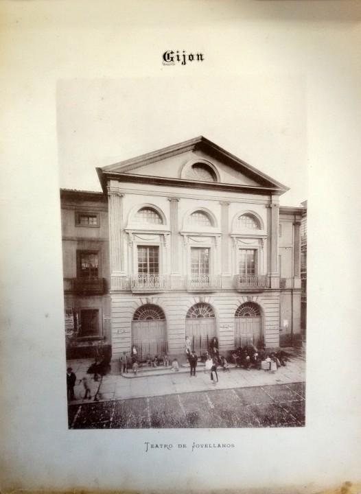 Teatro Jovellanos 1894