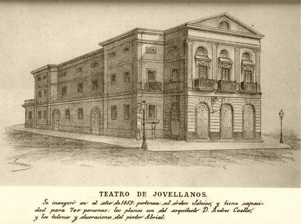 Teatro Nemesio Martínez 1884