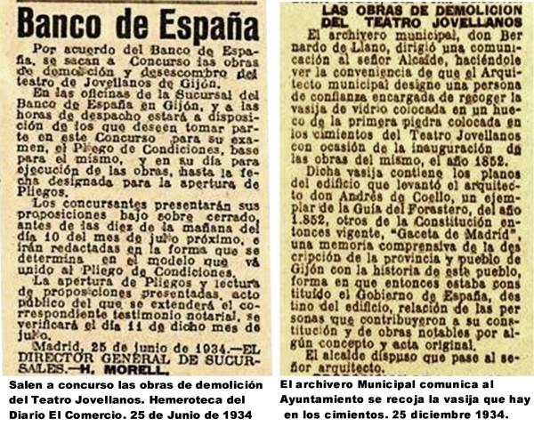 salen a concurso la obras de demolicion 25-06-1934