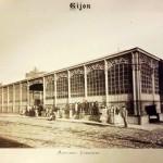 Mercado Cubierto. Mercado de Jovellanos (1876-1936)