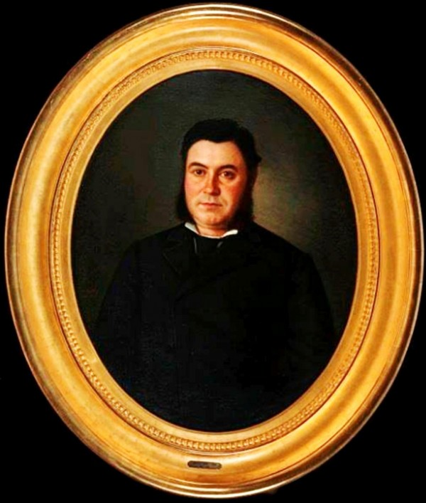 Alfredo Truan retrato