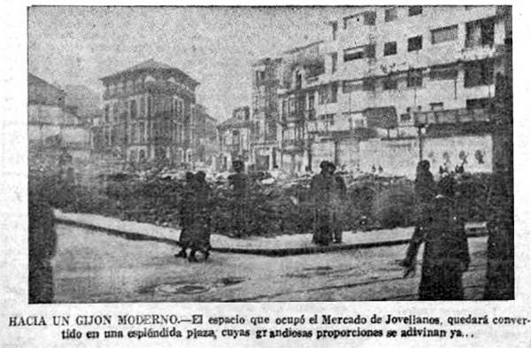 CNT Enero 1937 derribo mercado