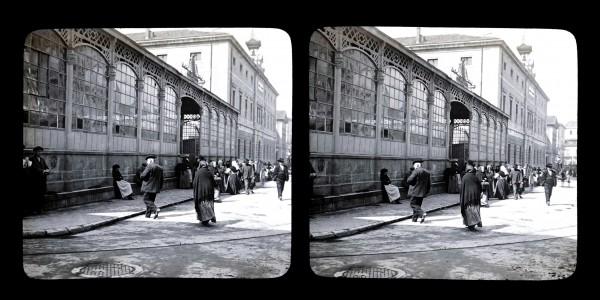 Gerardo Bustillo fotografía 3 D hacia 1905