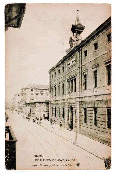 Instituto y Mercado Noroeste 1897