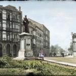 Gijón en las fotografías de Antonio Passaporte, 1928