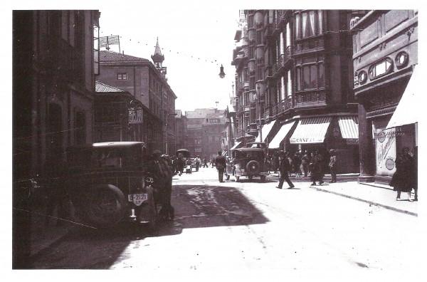 Mercado desde jovellanos 1925