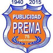 Publicidad prema logotipo