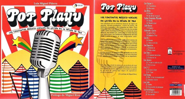 Libro Pop Playu
