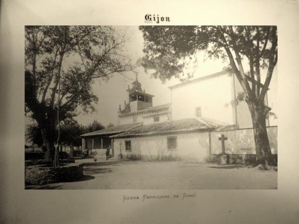14 Iglesia parroquial de Somió