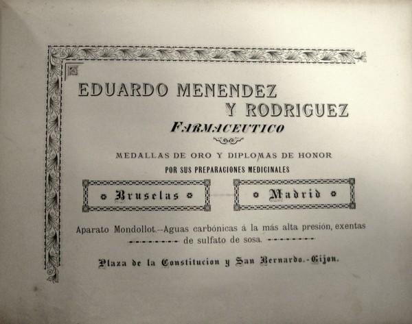 Farmaceutico Eduardo Menendez