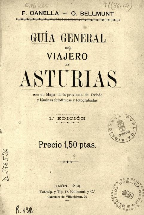 Guía general del viajero en Asturias