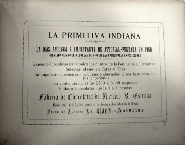 Primitiva Indiana