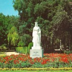 El Parque de Isabel la Católica. Un parque para las cuatro estaciones.