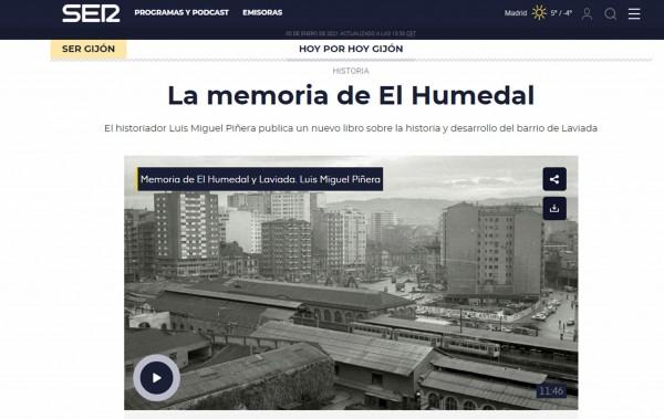 Entrevista Ser Gijón