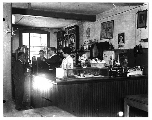 1591.Casa Marcelo Bar. Junio  1933