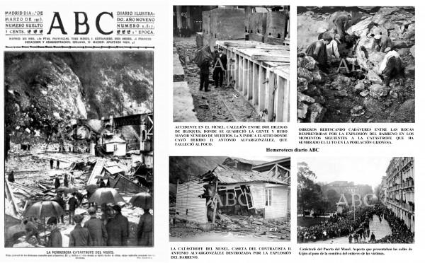 Catástrofe Musel ABC