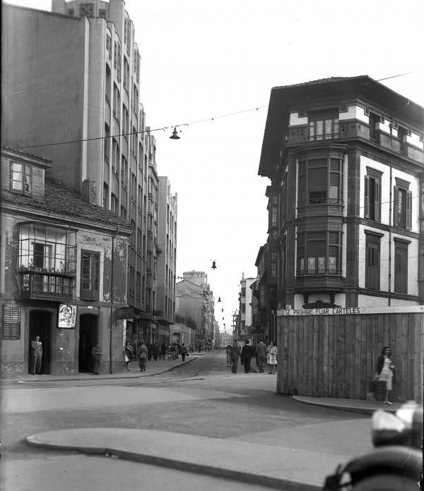 Joaquin García Cuesta. casa Marcelo 1946