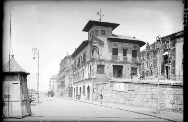 Passaporte casa Paquet 1928